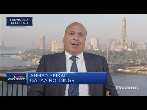 Qalaa chairman: Egypt hopes to raise $10 billion in oil, gas, investment | Capital Connection