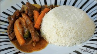Jamaica Pepper Steak Recipe