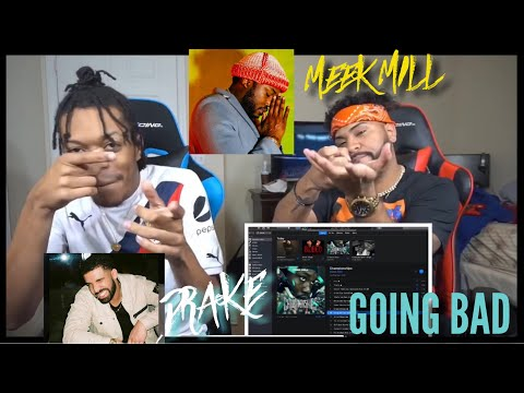 LETS GOO!!! Meek Mill - Going Bad feat. Drake [Official Audio] | FVO Reaction