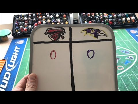 "MONSTER TRUCK FOOTBALL GAME ""FALCONS VS RAVENS"""