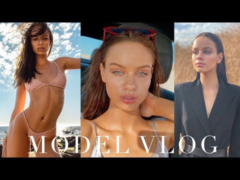 A Week In The Life Of A Model In Los Angeles