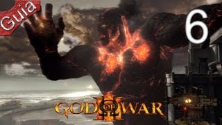 God of War 3 | Parte 6 | La Muerte de Helios | Español