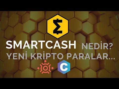 SmartCash Nedir? Nasıl Gelir sağlanır? Kripto Paralarda son durum? Bitcoin ve Altcoin Analizi