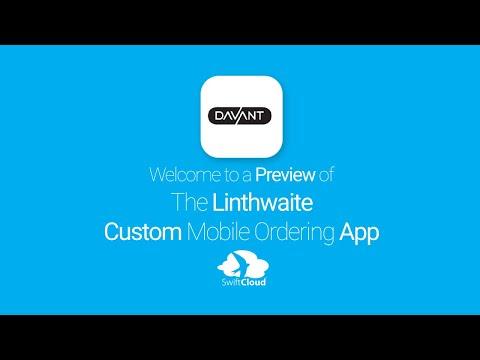 Linthwaite - Mobile App Preview LIN394W