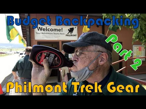 Philmont Trek Gear Review - Part 2 - Gear Carried In the Backpack - 2021 Edition