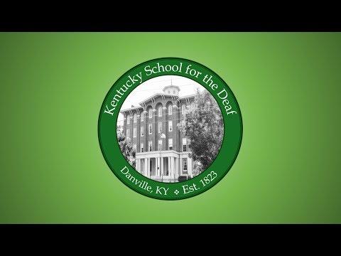 Kentucky School for the Deaf Graduation - 2019