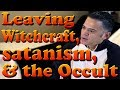 ReMastered: Ex-satan worshiper, exposes the secrets of Witchcraft and Black Magic