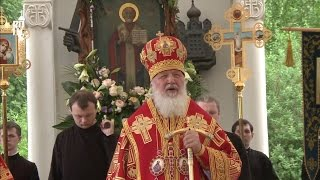 Урок нищебродства от патриарха Кирилла
