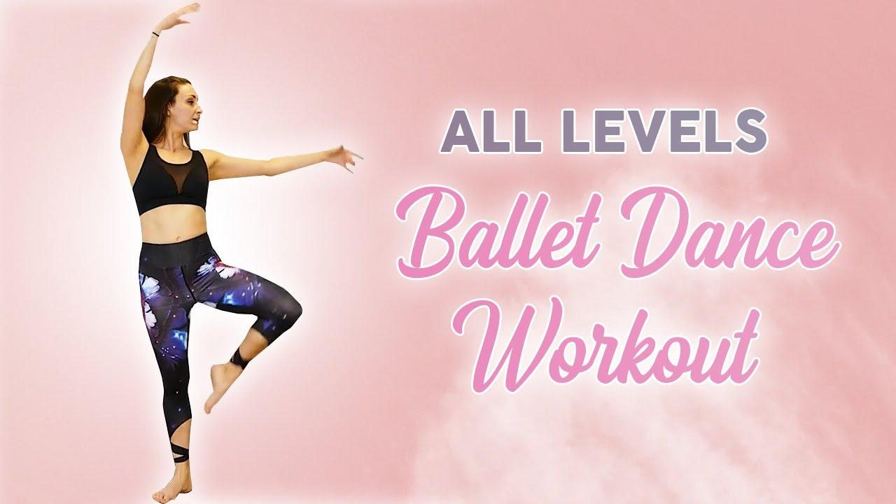 10 Min Ballet Workout for Low Belly, Lean Legs & Inner Thighs