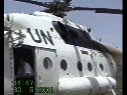 Eritrea 2001