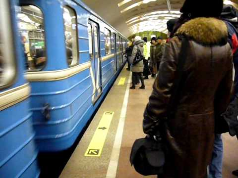 Novosibirsk Metro #1