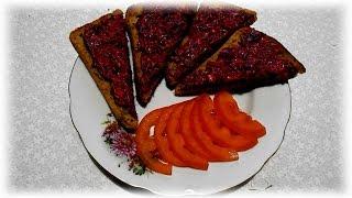 Простые блюда. Салат из свеклы / Simple dishes. Beetroot salad