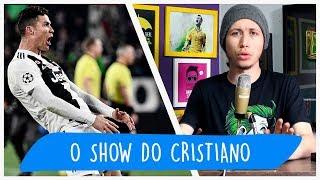 COMENTANDO O SHOW DO CRISTIANO RONALDO CONTRA O ATLETICO DE MADRID
