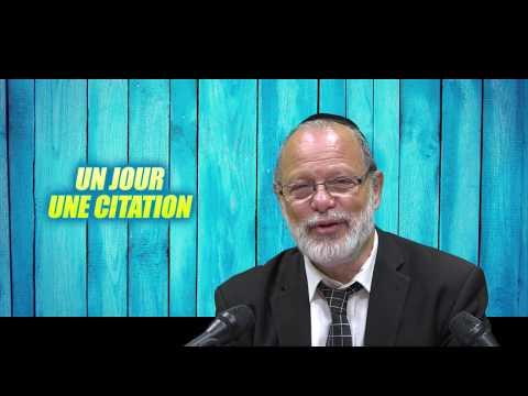 UN JOUR UNE CITATION 12 - PIRKE AVOT 4 - Que ta maison soit un lieu de rencontre pour les sages