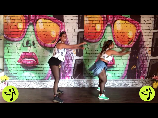 Mega Mix 67 / Shake Bom Bom ( Samba ) Zumba®️ by Isabella and Aiza