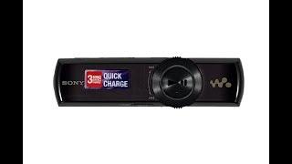 mP3 плеер 4Gb Sony Walkman NWZ-B173F Red - 3D-обзор от Elmir.ua