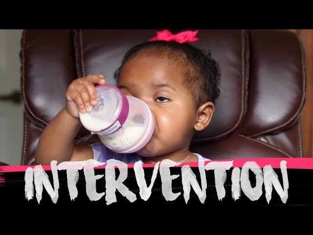New Father Chronicles - Milk Intervention