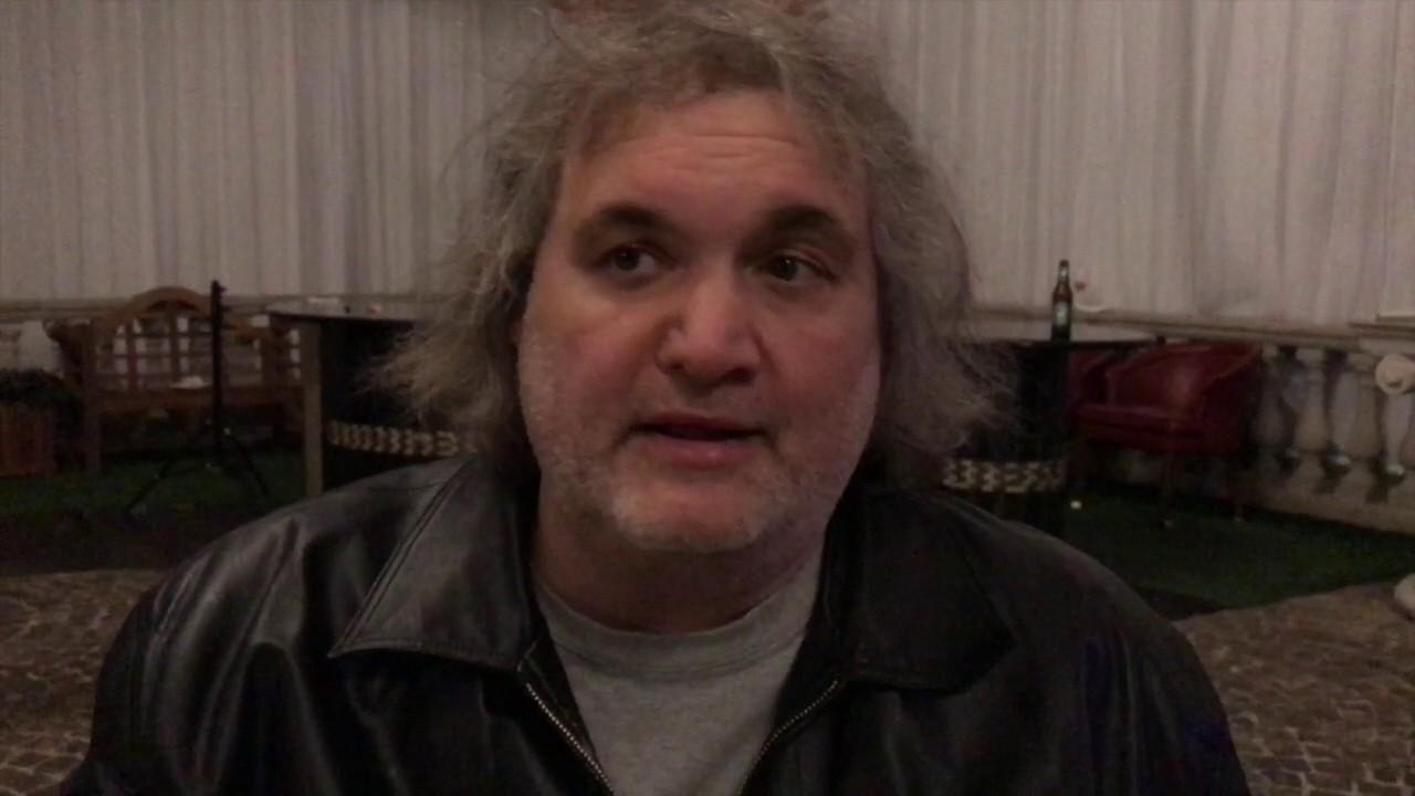 Artie Lange On Staten Island Drug Crisis At Blue Lives