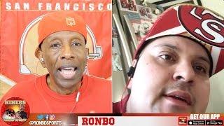 49ers VS Buccaneers Postgame NFL 2016 Week 7 Gathering!