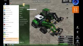 vidéo comment instaler une map en dossier comprecer sur Farming 2009,2011,1013