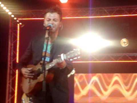 Christophe Maé - J'ai laissé. M6 music live Montpellier