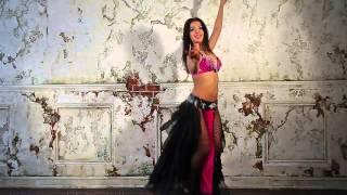 Oriental dance -  учебная связка