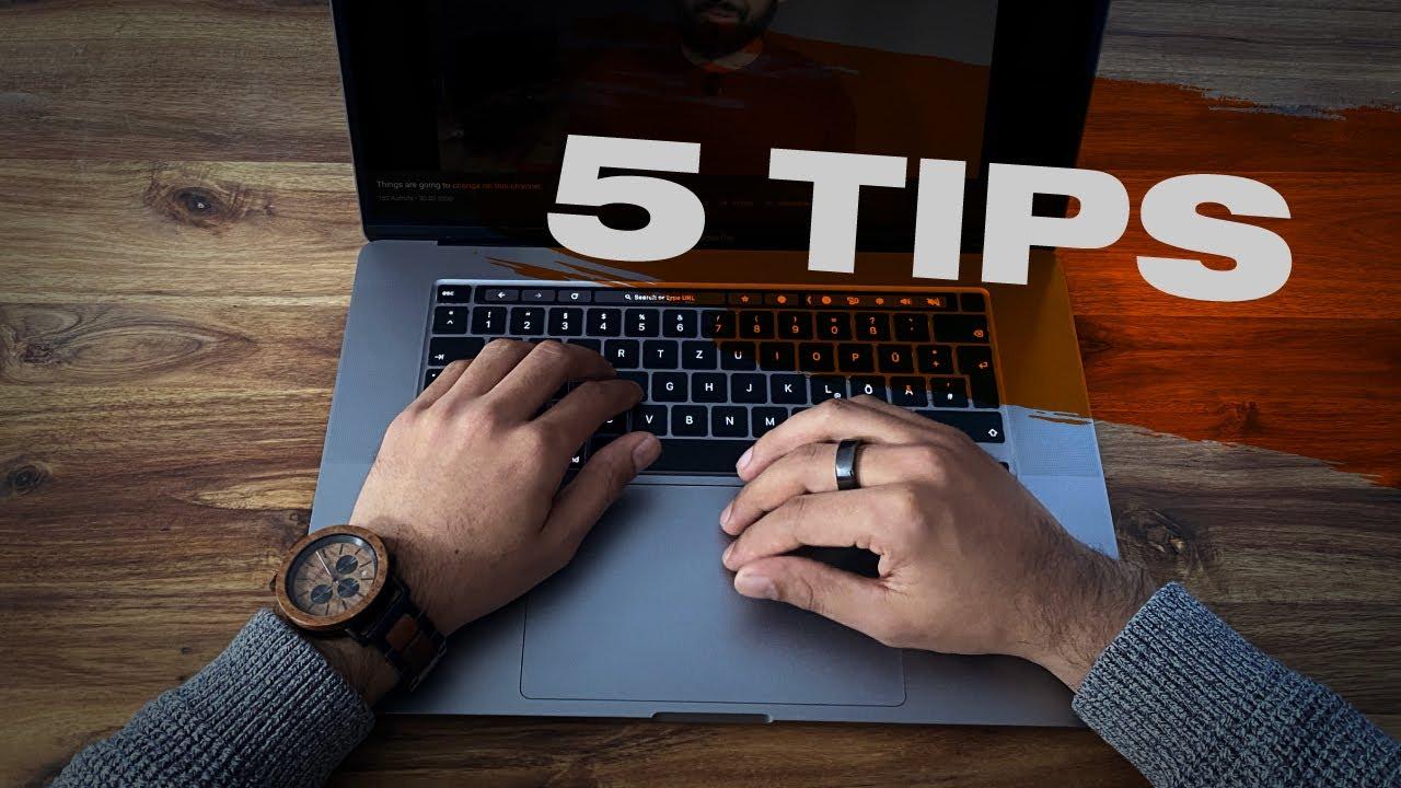 How To Make Money Online During Lockdown (5 Tips) - YouTube