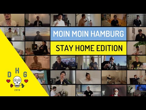 Die Hamburger Goldkehlchen - Moin Moin Hamburg - #stayhome