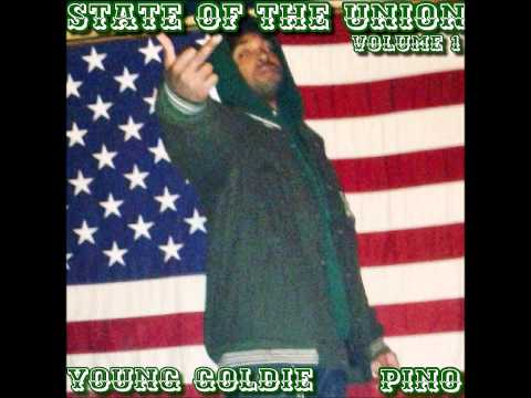 Mind Blowin (Young Goldie featuring Pino) (State of the Union)