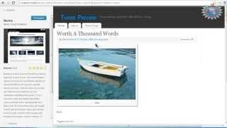 Как изменить дизайн сайта на WordPress?