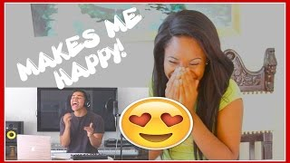 Alex Aiono One Dance Cover REACTION!