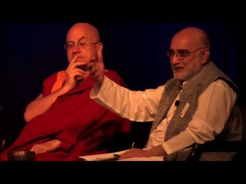 Interfaith Panel- Matthieu Ricard, Fr. Richard Rohr, Seyyed Hossein Nasr, Rabbi Arthur Green