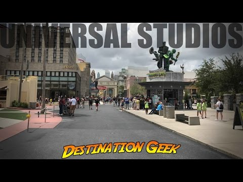 Universal Studios Florida and Islands of Adventure - 2 Parks, 1 Day!