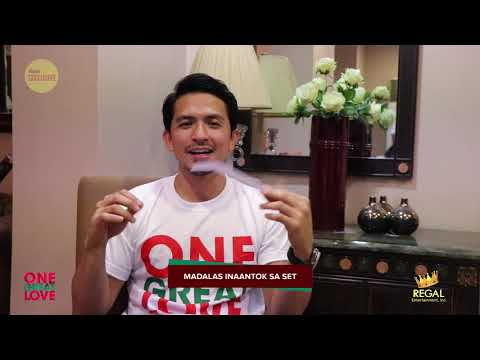 One Great Love Exclusive: Dennis Trillo takes on the 'Superlative Challenge'