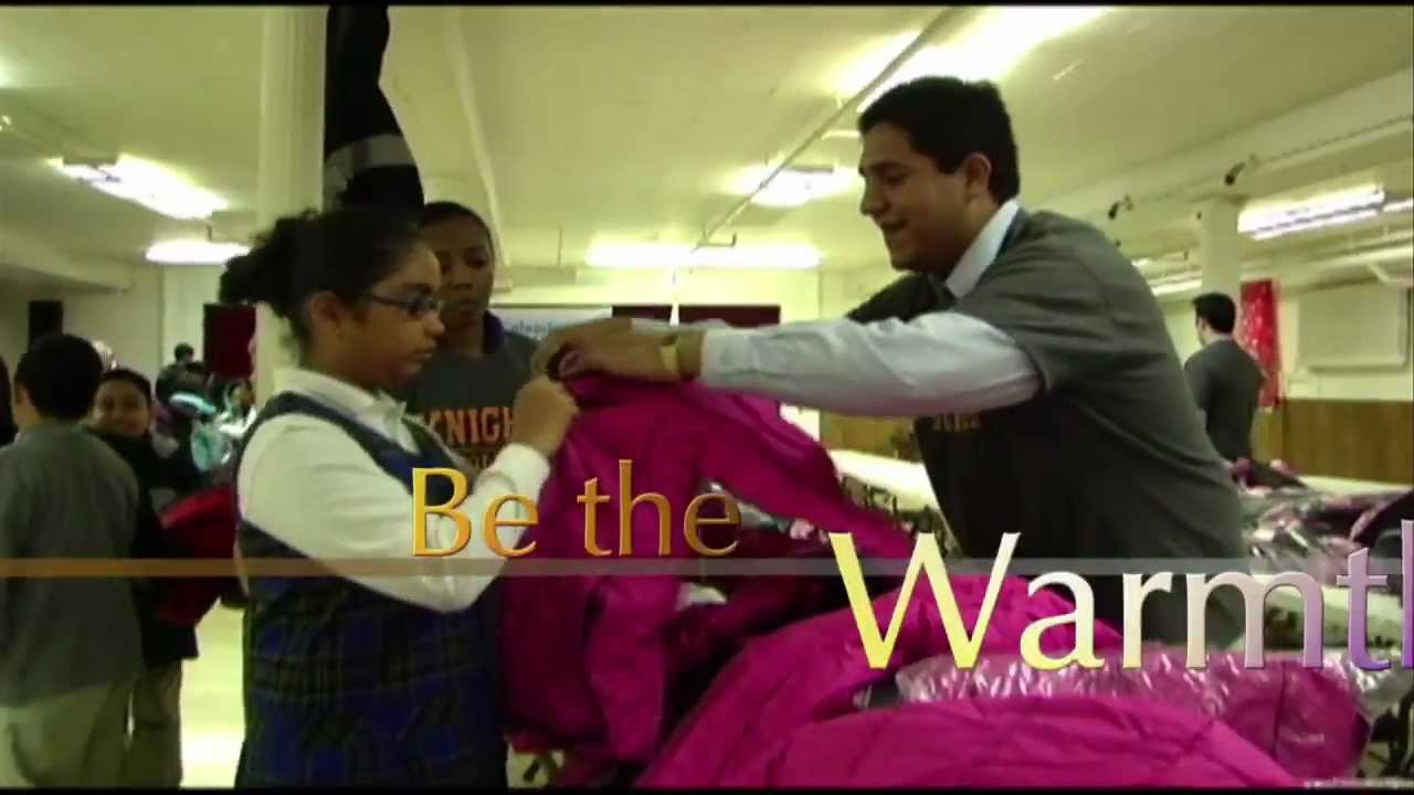 Be the Difference | The Knights of Columbus