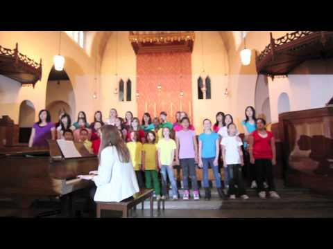 Spring Recital 2011 -  SJMA Choir: Somewhere There's a Song