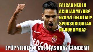 Falcao transferi neden gecikti? | Eyüp Yıldız'la Galatasaray gündemi