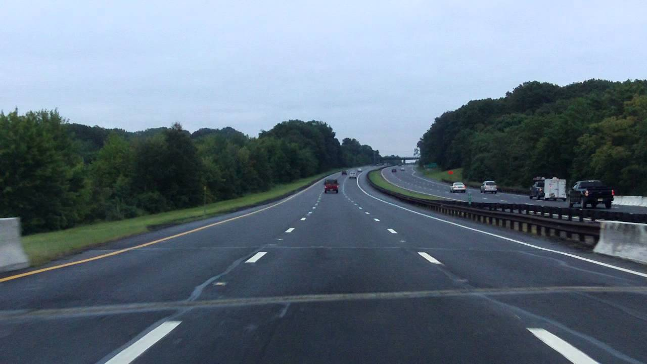 Garden state parkway exits 123 to 114 southbound express lanes youtube for Watch garden state online free