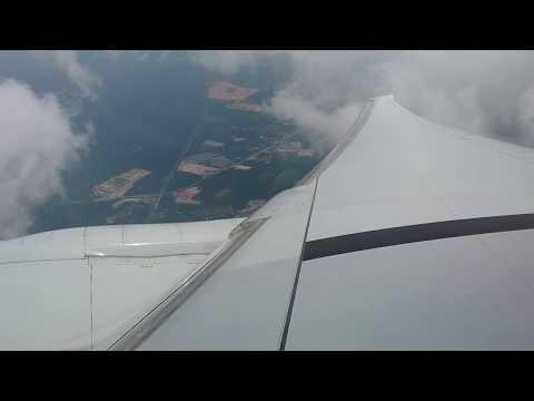 170728 China Airlines CI722 Kuala Lumpur-Taipei Take Off