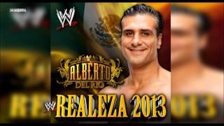 """WWE: """"Realeza 2013"""" (Alberto Del Rio) Theme Song + AE (Arena Effect)"""