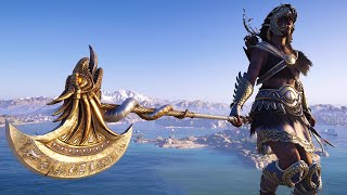 Assassin's Creed Odyssey - Ancient Herakles Warrior & The Dragon's Axe Rampage