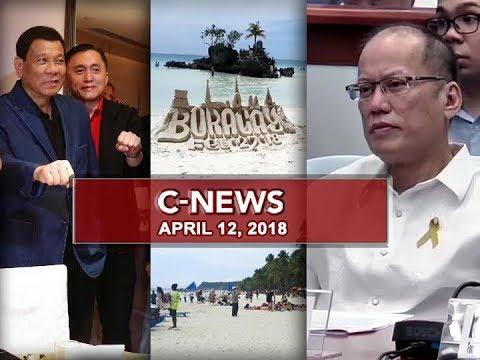 UNTV: C-News (April 12, 2018) streaming vf