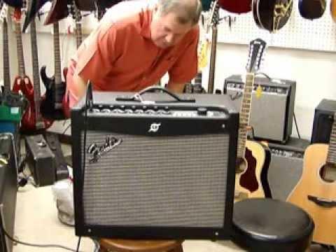 fender mustang iii 3 v.2 100 watt 1x12 guitar amp amplifier