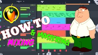 How To Mixing & Mastering A Beat | FL Studio Mobile Tutorial