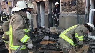 Тіла ще двох загиблих знайшли на п'ятий день після пожежі на руїнах коледжу в Одесі