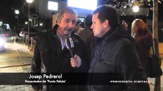Periodista Digital entrevista a Josep Pedrerol tras su despido de