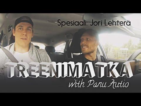 Treenimatka Special: Jori Lehterä