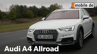 Auto-Test Audi A4 Allroad Quattro B9 (ab 2016) - Mobile.de