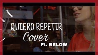 Quiero Repetir Ozuna Ft. J Balvin Cover Alix Escobar Below.mp3