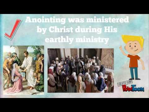 Sacrament of Anointing of the Sick